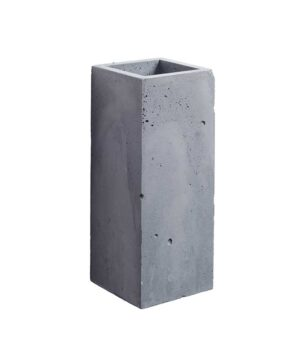 Concrete Table Lamp Orto in Anthracite Finish