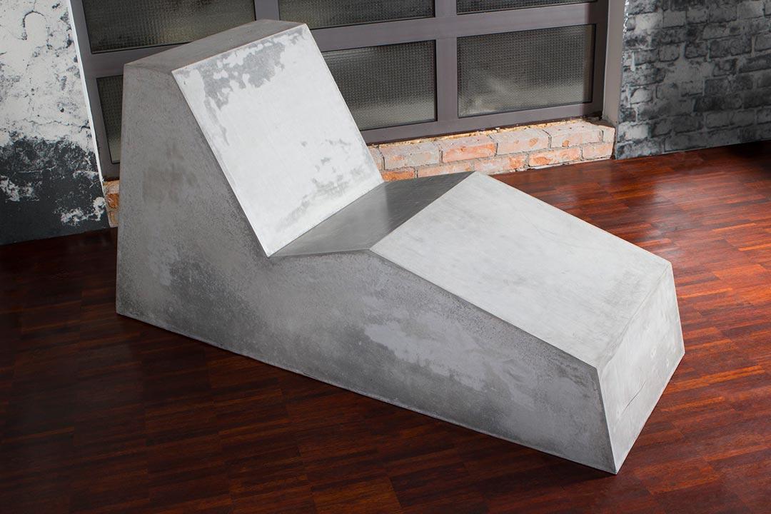 Living LongueTake Concrete A Nap Chaise Xk80OnwP