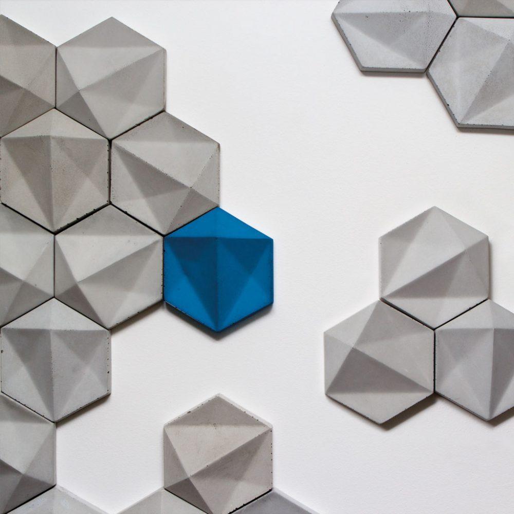 Set 3D concrete