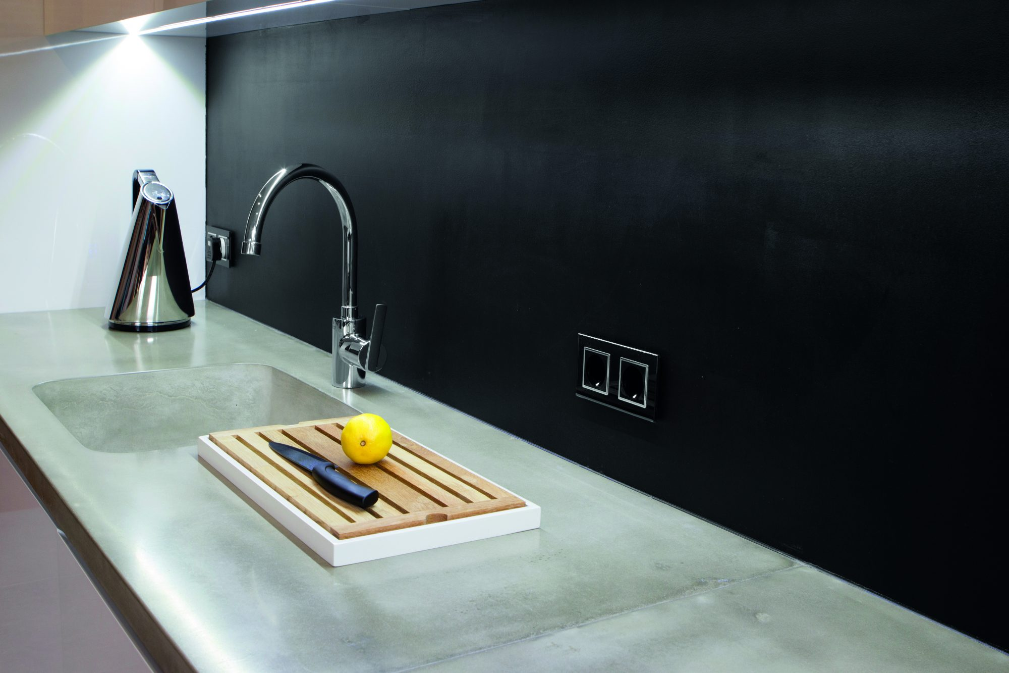 Concrete Worktops & Countertops