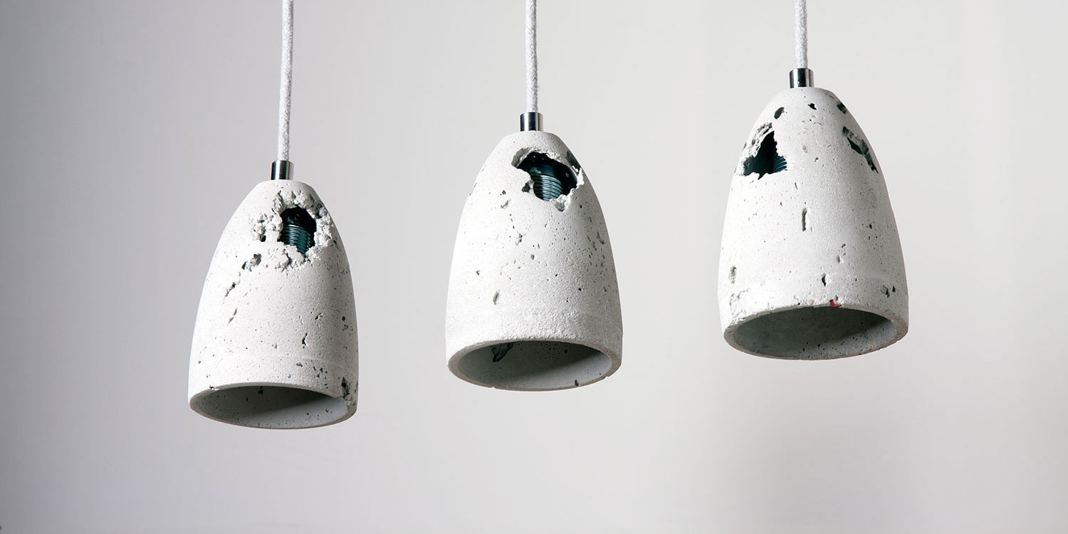 17 Concrete Pendant Lights To Fall In Love With Living Concrete