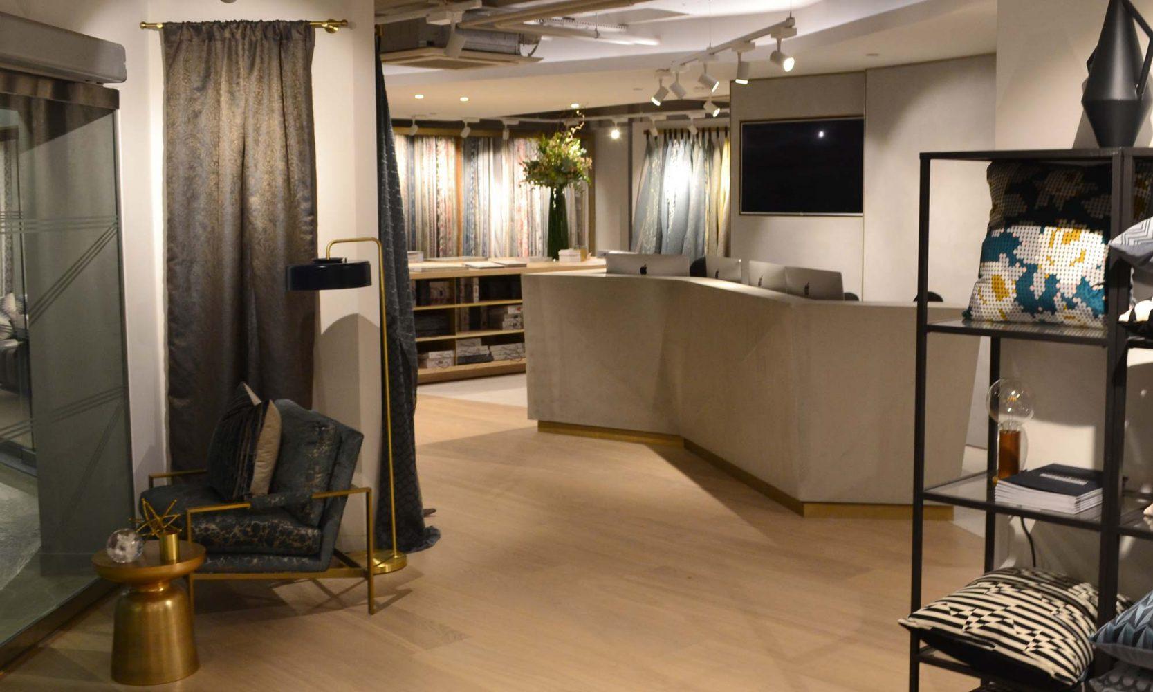 Living-Concrete-Romo Showroom