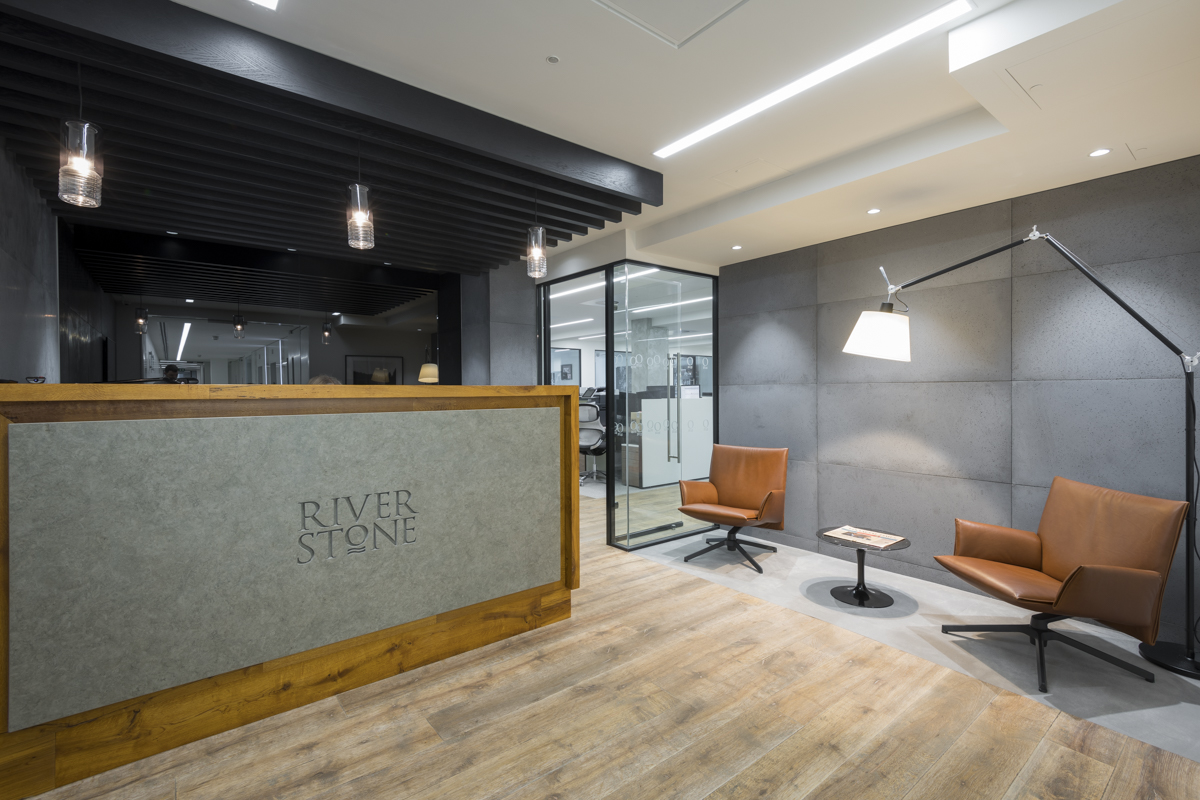 Riverstone – K2 Space – London Office Design